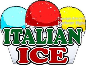 Italian-Ice-DECAL-Choose-Your-Size-Concession-Food-Truck-Sign-Sticker