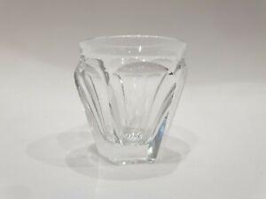 Crystal-Baccarat-Shot-Glass-Gobelet-Harcourt-Talleyrand-Model-Baccarat-France