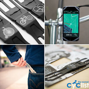 FINN-Cycle-Bike-Bicycle-Phone-Mount-Holder-GENUINE-BIKE-CITIZENS-Limited-Edition