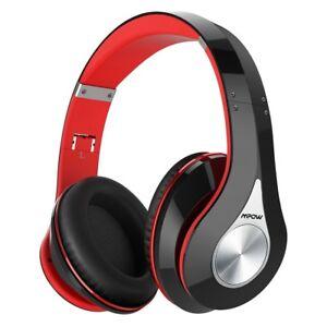 Mpow 059 Bluetooth Headphones Over Ear Hi Fi Stereo Wireless Headset Foldable 705353689765 Ebay