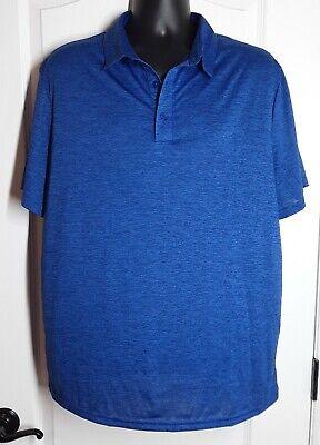 Essentials Men/'s Tech Stretch Polo Shirt