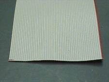 """1.27mm 28 0.05/"""" Pitch Spacing 7x36 Per Foot AWG 37 Conductor Ribbon Cable"""