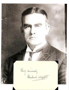 Cleveland-Moffett-Autograph-Author-Possessed-Money-Talks-Shaggy-Dog-Story-Yale