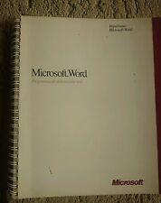 apple vintage manuale italiano imparare microsoft word per Apple