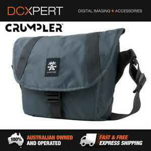 CRUMPLER-LIGHT-DELIGHT-4000-CAMERA-SLING-SHOULDER-BAG-GREY-BLUE