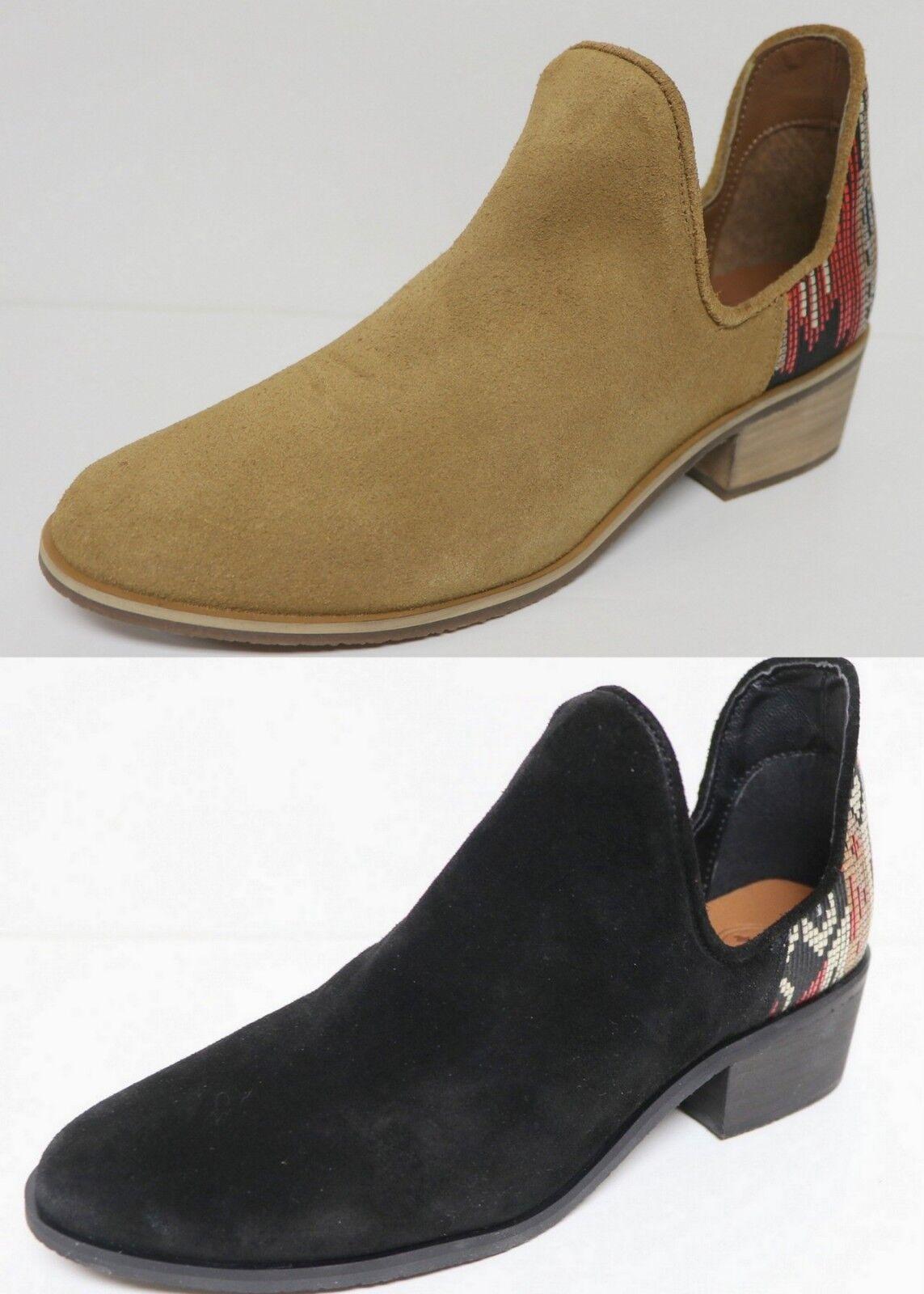 Charleston zapatos zapatos zapatos Co Aiken para Mujer Botines Mocasines shooties Azteca Bota Tobillo  comprar descuentos
