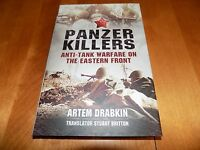 Panzer Killers Anti-tank Warfare Wwii Eastern Front Nazi Russian Armor Book