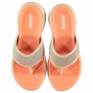 1151b629ff1 Details about Skechers OTG Glossy Ladies Flip Flops
