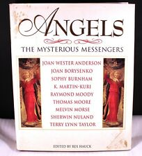 Angels: The Mysterious Messengers by Rex Hauck (1994, Hardcover)