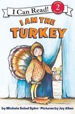 Kids fun book gr K-2:I am the Turkey-boy is turkey in Thanksgiving play?Can Read
