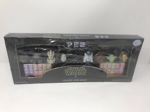 Star-Wars-PEZ-Dispenser-Exclusive-Limited-Edition-Collector-s-Box-913-2005