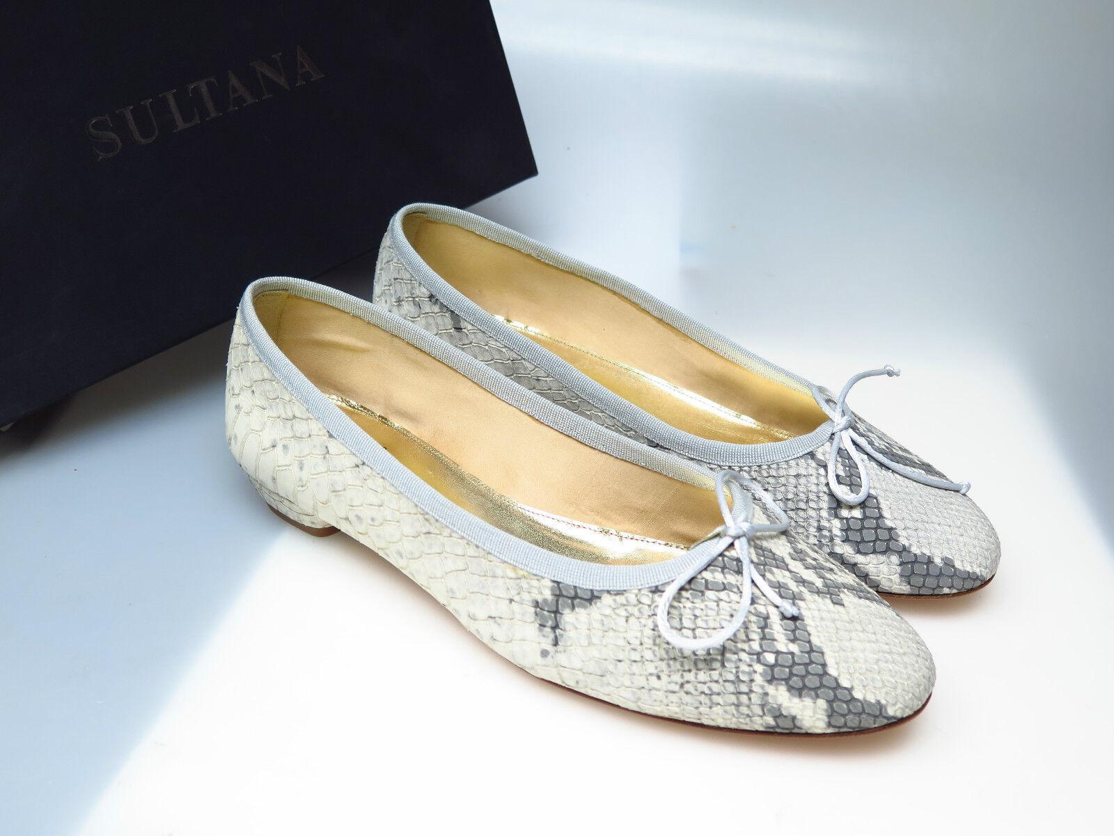 SULTANA Schuhe Designer Designer Designer Damenschuhe N3821 TER Boa Roccia Orga Gr. 41,5 NEU 9737ae