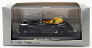 Minichamps-1-43-Scale-19318-Mercedes-Benz-Classic-Dark-Maroon