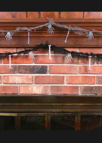 Voodoo Skeleton Bone Garland Halloween Decoration