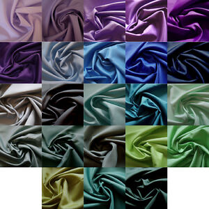 Top-Quality-Antistatic-Dress-Lining-in-26-Colours-Blues-Mauves-amp-Greens