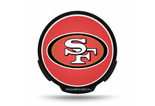 San Francisco 49ers NFL LED Power Decal ~ NEW!