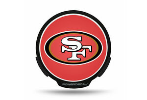 San-Francisco-49ers-NFL-LED-Power-Decal-NEW