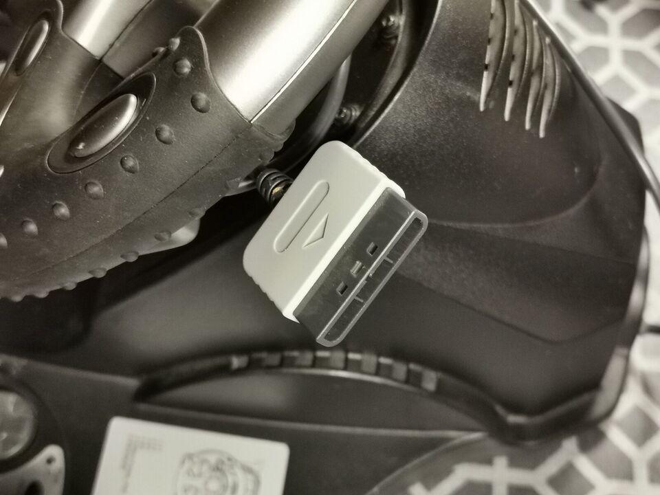 Rat & Pedaler, Playstation 2, Powertech