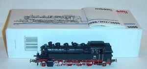 Marklin Ho, excellente locomotive analogique référence 3096 avec télex numérique en option