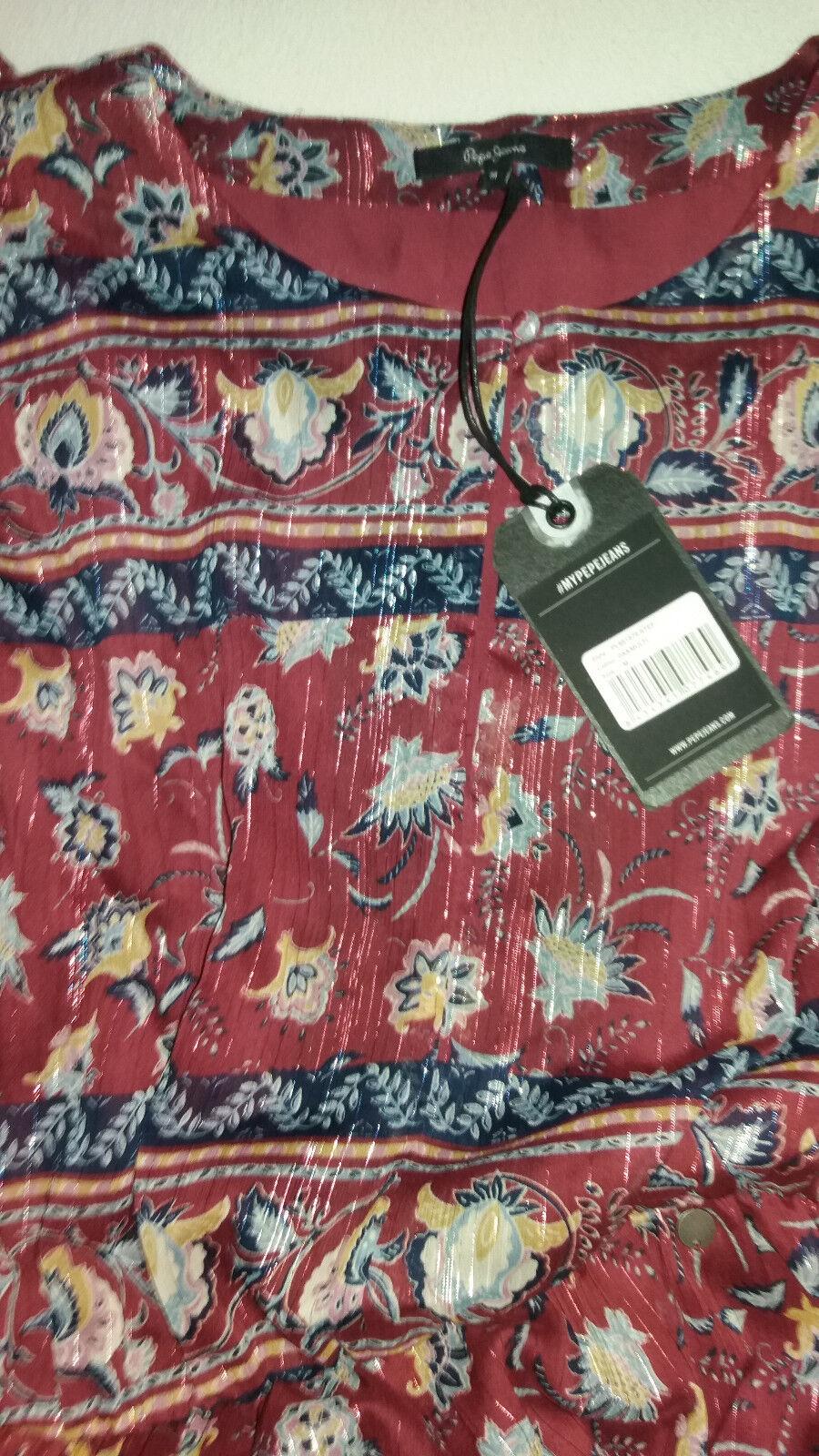 Pepe Jeans Kleid Steff Größe M