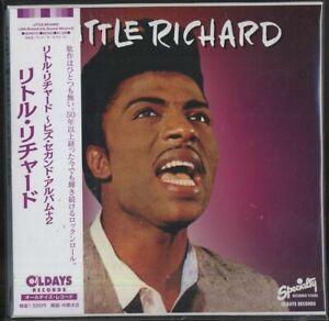 LITTLE-RICHARD-LITTLE-RICHARD-AND-HIS-BAND-LTD-ED-CD-JAPAN-2015-ODR-6131