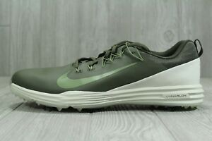 a149a6dc8eef 35 New Nike Lunar Command 2 Golf Mens Shoes Green White 849968-001 ...