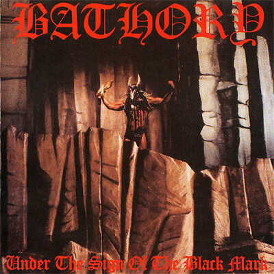 BATHORY -  Under the Sign ALBUM COVER POSTER 12x12