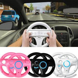 2-PCS-Racing-Steering-Wheel-for-Nintendo-Wii-Remote-Handle-Grip-Game-Controller
