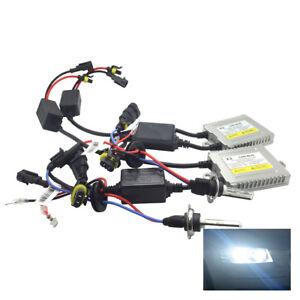 Fits Honda Dipped Headlight H7 Canbus HID Kit 4300k White 35W PSHK7464