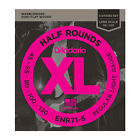 D'Addario Enr71-5 Half Rounds Light 5-string Bass Guitar Strings 45 - 130 Enr71