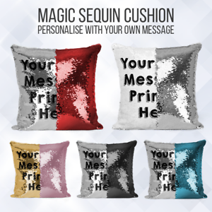 Personalised-Sequin-Cushion-Magic-Mermiad-Text-Reveal-Pillow-Case-amp-Insert