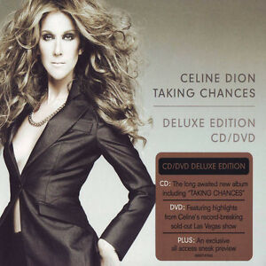 DION-CELINE-TAKING-CHANGES-DELUXE-EDITION-CD-DVD-Las-Vegas-Nuovo-Digipack
