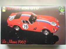 "Protar Vintage 1:24 Scale Ferrari 250 GTO ""Le Mans 1962"" Model Kit - New #213"