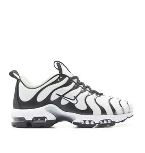 Details about Wmns Nike Air Max Plus TN Ultra UK 6.5 EUR 40.5 White Black New 881560 100