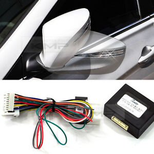 Side Mirror Auto Lock Folding Relay System Sh 2 For