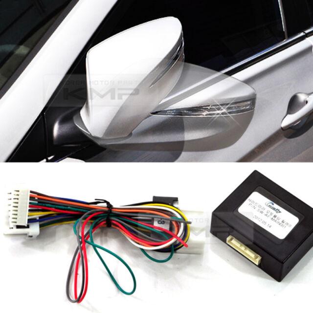 Side Mirror Auto Lock Folding Relay System SH-1 For HYUNDAI 2013-2016 Elantra GT