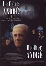 BROTHER ANDRE:Canonized St. André of Montreal,the humble doorkeeper brother DVD