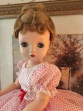 "Vintage Madame Alexander Cissy Doll 20"" 1950s"