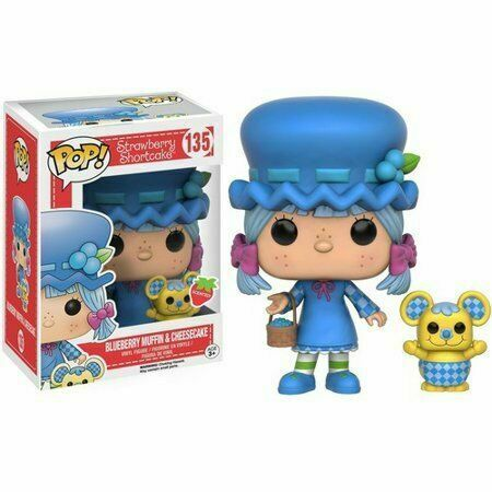 STRAWBERRY SHORTCAKE Scented SDCC NYCC exclusives NIB Funko POP