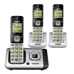 panasonic kx-tg433sk dect 6.0 phone 3-handset reviews of la