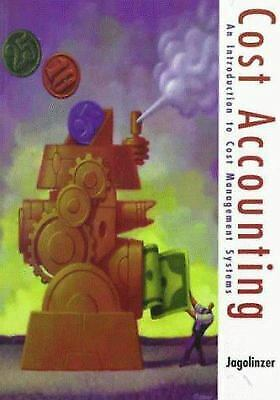 Cost Accounting : An Introduction to Cost Management-ExLibrary