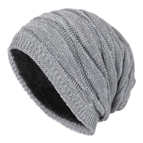 Unisex Mens Womens Knit Slouchy Baggy Beanie Oversize Hat Ski Slouchy Skull Cap