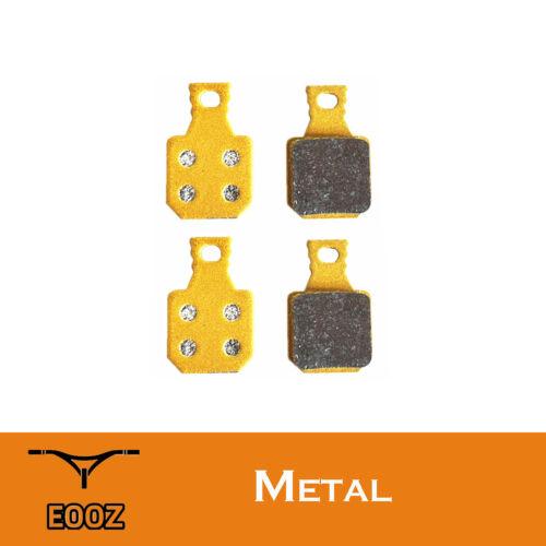 2 Pairs Metal Bicycle Metallic Disc Brake Pads For Magura M5 M7 MT5 MT7 SH901