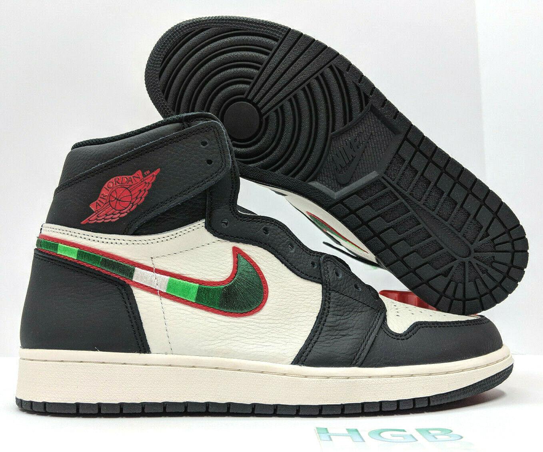 Nike Air Jordan 1 Retro High OG Sports Illustrated A Star is Born 555088-015 NIB