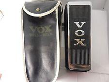 1968-69 VOX TRANSISTION WAH EFFECT PEDAL VINTAGE PRE-V846 POST-CLYDE McCOY RARE