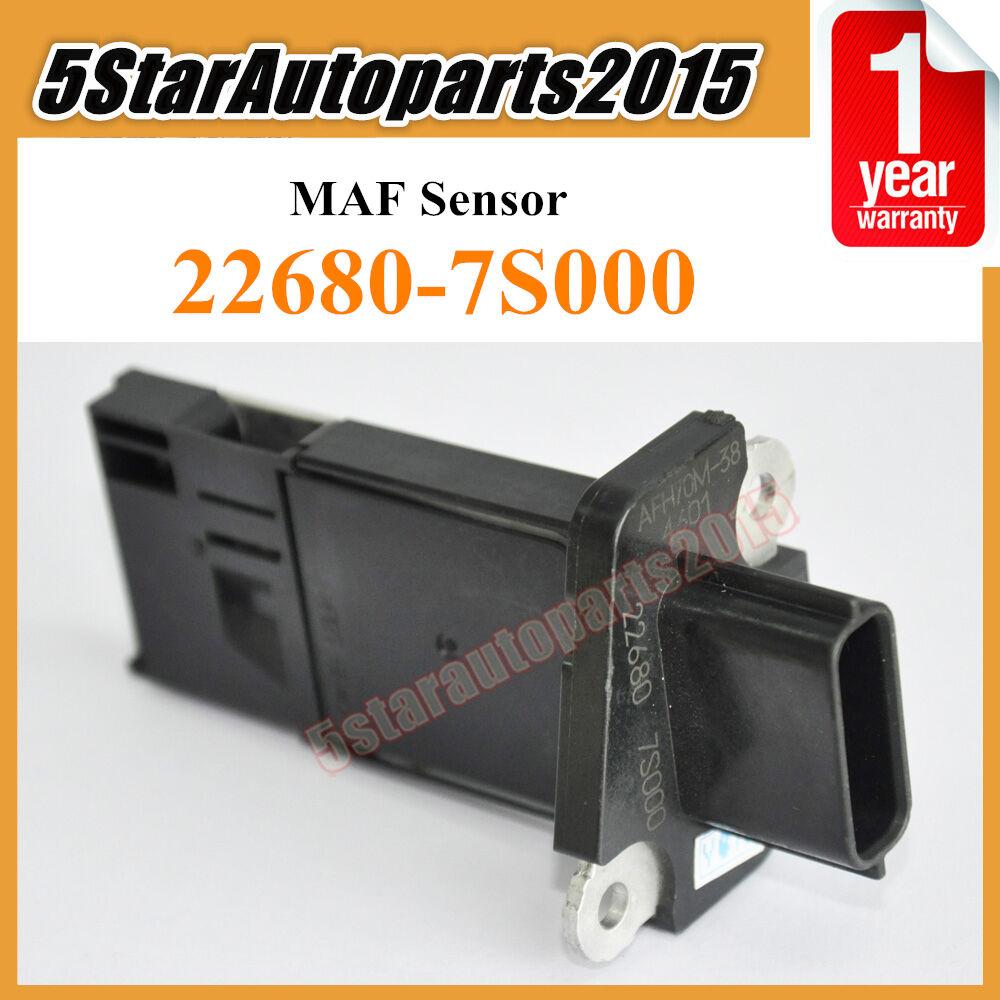 Original Fit Nissan Infiniti Mass Air Flow Meter MAF Sensor 226807S000 AFH70M-38