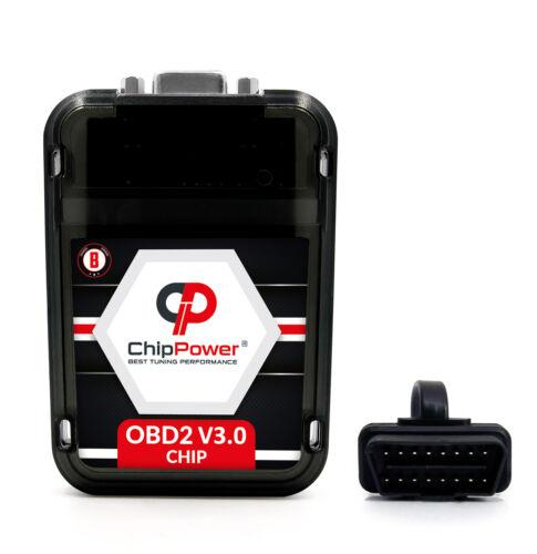 OBD2 V.3 Chiptuning für Subaru Forester SG 2.5 XT 230PS Benzin Box Soft 2020//21