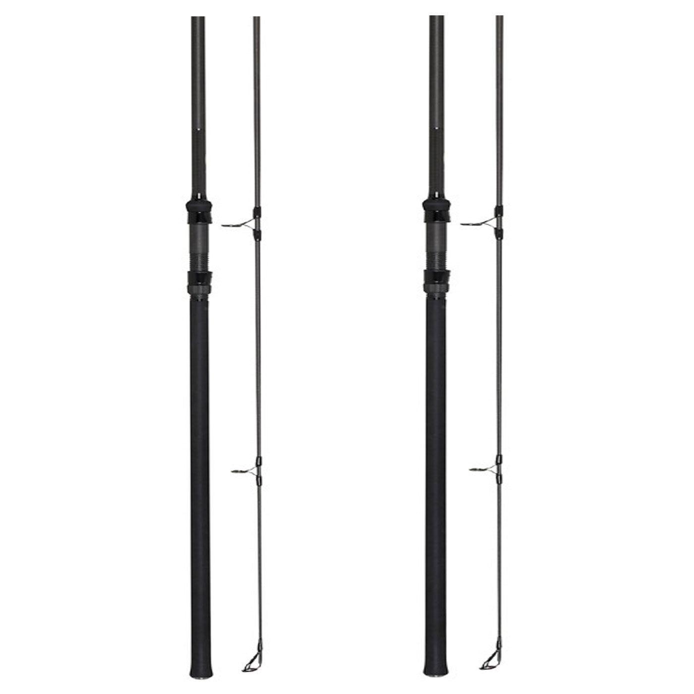 Greys Xlerate Duplon 12ft 3.5lb T.C Carp Rod -Set of 2-  Brand New 2018