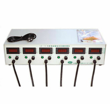 New 6 Channel Electric Vehicle Discharging Machine Accumulator Capacity Tester T