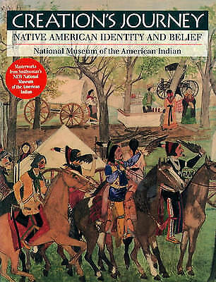 1 of 1 - NEW Creation's Journey: Native American Identity and Belief